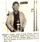 Grady Fields 1972