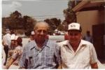 Harold Brown and Gene Stover