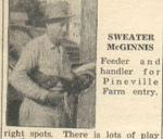 Sweater McGinnis